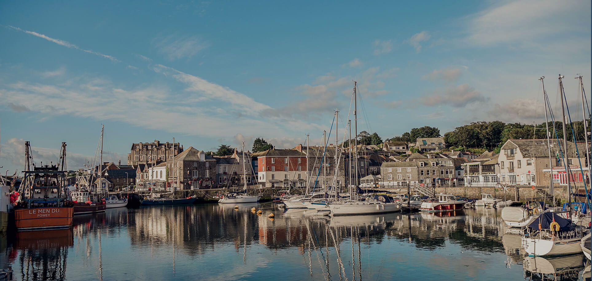 Luxury cottages in Padstow