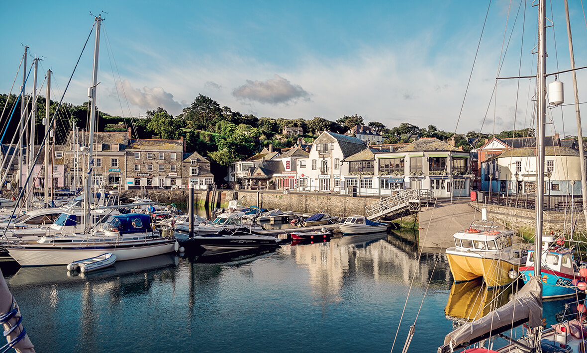 Why visit Padstow, Cornwall?